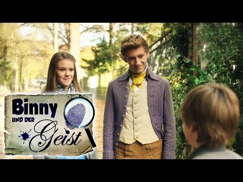 Binny Und Geist Das Geheimnis Der Taschenuhr 3 Im Disney Channel