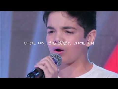 Natan - One Night Only (cover Jennifer Hudson, Jovens Talentos) lyrics video