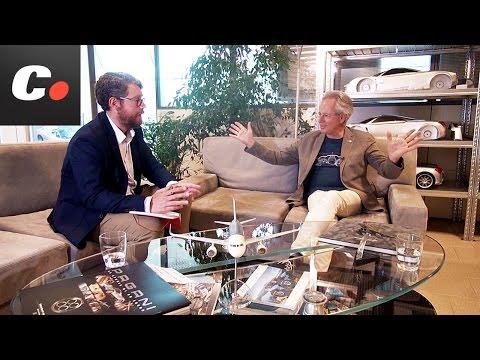 ITALIAN JOB Cap. 5 Parte 1: Entrevista Horacio Pagani   Pagani Automobili   Coches.net