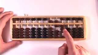 Abacus Lesson 33 // SUBTRACT- COMPOUND Complementary Numbers Respect to 10- HUNDRED'S Column
