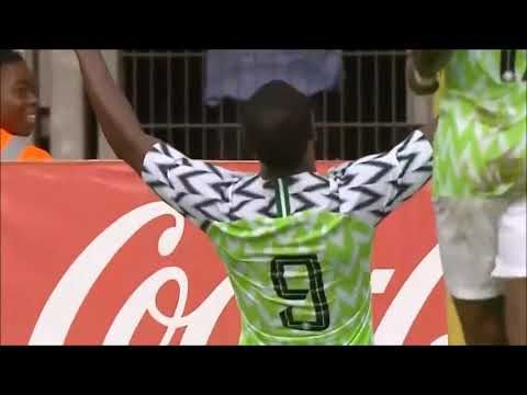 Nigeria 4 Vs 0 Libya: Africa Cup Of Nations Qualifier 2018 thumbnail