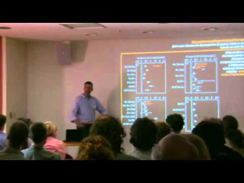 Adrien Finzi (Boston University) - 2012 Harvard Forest Ecology Symposium