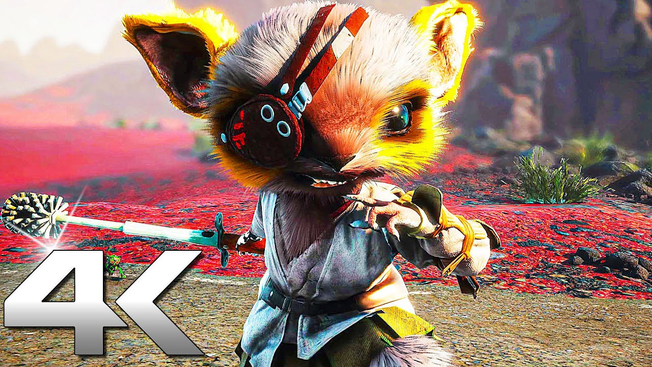 "PS4 - Biomutant ""May The Furrth"" Trailer"