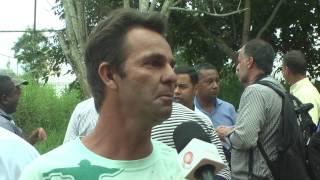 Vereadores visitam bairros para averiguar possíveis irregularidades nos serviços da Copasa