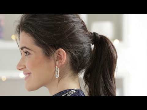 Birchbox - A party-ready pony is as easy as tease, pin, and... |