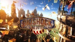 Bioshock Infinite - PC Benchmark Test (Max Settings)