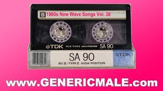80s New Wave / Alternative Songs Mixtape Volume 38