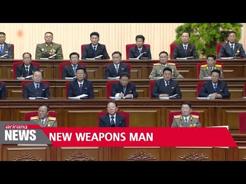 Thae Jong-su chosen to spearhead North Korea's weapons programs
