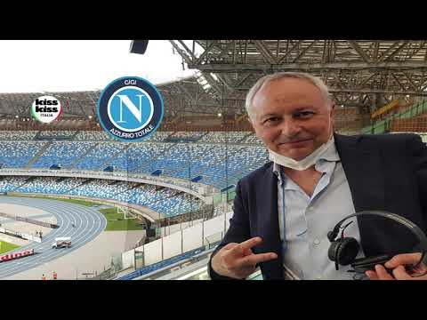 Napoli-Atalanta 4-1  Radiocronaca di Carmine Martino su Radi