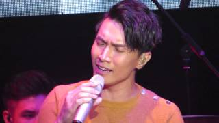 陳柏宇 - 回眸一笑@Jason Chan Escape Live Session Escape現場唱 2015.06.23