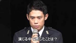 新人刑務官と或る死刑囚「絆」の物語「モリのアサガオ」記者会見。主演...