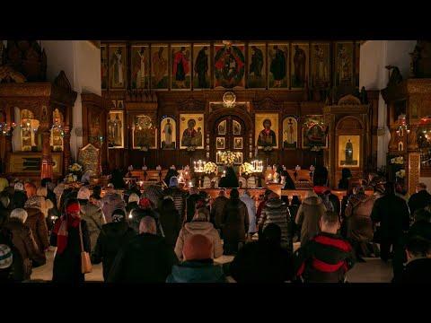 Видео: Великий покаянный канон прп. Андрея Критского ч.3 4.3.20 г.