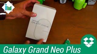 Samsung Galaxy Grand Neo Plus - Unboxing en español