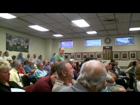 Cairo public hearing on proposed zoning law