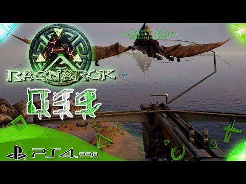 ARK Ragnarok PS4 🇩🇪 Cloud Rastet aus! #039 Let´s Play ARK Survival Evolved Server Deutsch