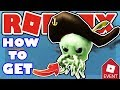 [EVENT] How to get Davey Jones-Smith Hat in Sharkbite - Roblox Atlantis Event 2018