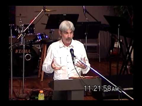 """Jehovah Rapha Part 1"" Randy Nusbaum ACTS Bible School Denton, Tx"