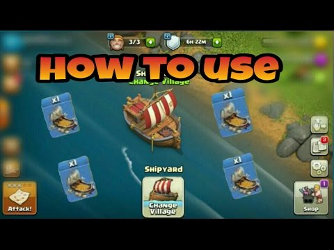 Thumbnail: Total information of clash of clan boat and which date update to board (hindi) sam casino table