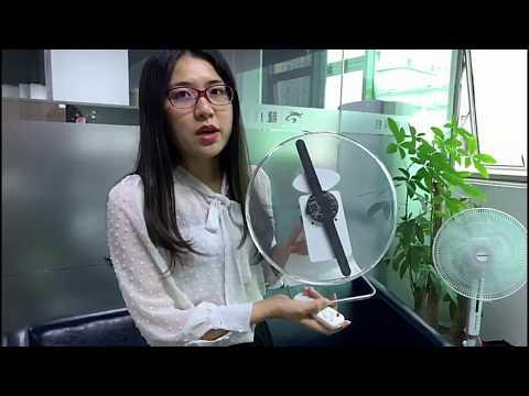 2019 Newest  3D Hologram Fan Display 30cm From Gemdragon Display