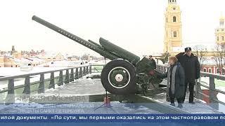 Смотреть видео Сюжет в программе Новости, канал Санкт-Петербург, 11 февраля 2018 онлайн