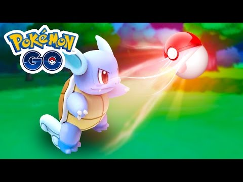 GOING FOR A RARE! (POKEMON GO Vlog)