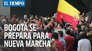 Cinco recomendaciones para las marchas estudiantiles en Bogotá | EL TIEMPO