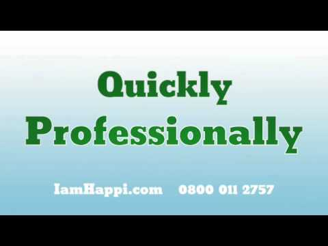 IamHAPPI - Mis-Sold PPI TV Advert by R James Hutcheon Solicitors
