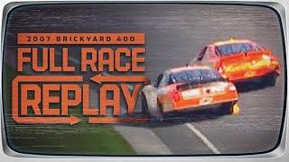 'Here kitty kitty': Tony Stewart's 2007 Brickyard 400 win at Indy : NASCAR Classic