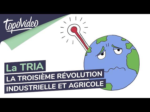 La TRIA - La Troisième Revolution Industrielle et Agricole  - Whiteboard Animation par TopoVideo