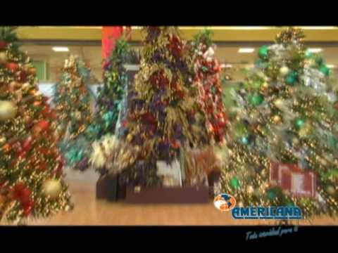 Tips de navidad de americana departamentos arbol de for Departamentos decorados para navidad