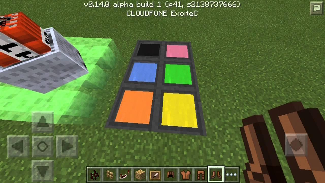 майнкрафт 0.14.0 build 7 #2
