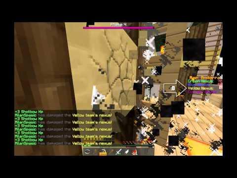 EFFI V GOLD PICK ?! | Minecraft ANNIHILATION [HD]