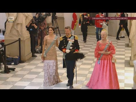 Denmark Celebrates Crown Prince Frederiks 50th Birthday