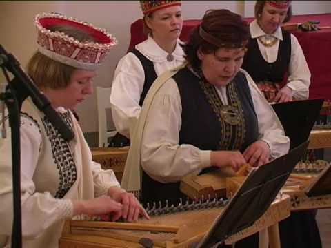 Latvian folk song