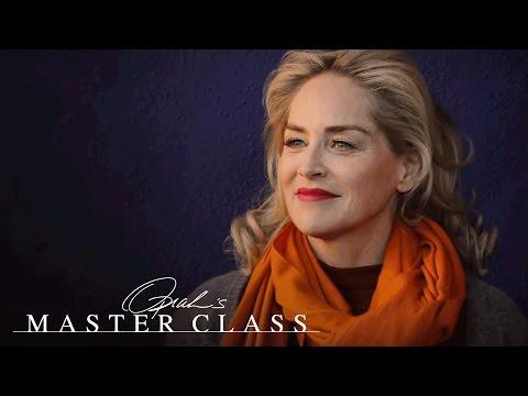 Sharon Stone on Beauty | Oprah's Master Class | Oprah Winfrey Network