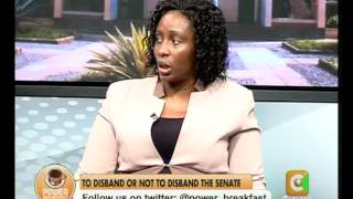 Power  Interview with Irungu Kang'ata-Kiharu MP and Beatrice Elachi Nominated Senator Part 1