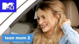 'Leah Goes Back To School' Official Sneak Peek | Teen Mom 2 (Season 8) | MTV