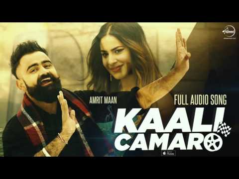 Kaali Camaro ( Full Audio Song ) | Amrit Maan | Punjabi Song Collection | Speed Records