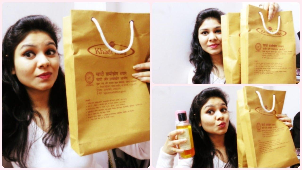 #32 Khadi Natural Products Haul and Review