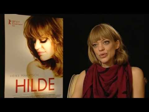 Interview: Heike Makatsch singt Hildegard Knef - HILDE Soundtrack EPK