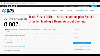 Trade Smart Online Best Discount Brokers   An  ntroduction and How do   Open Account