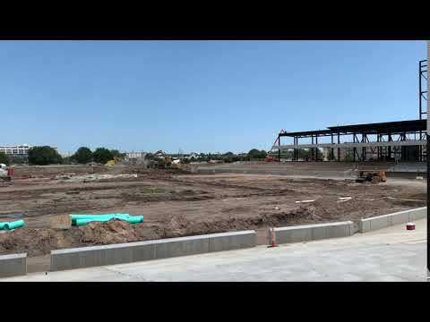 David Kane - New Wichita Baseball Stadium