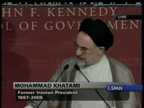 Mohammad Khatami - Homosexuality