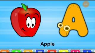 Baby alphabet game ||