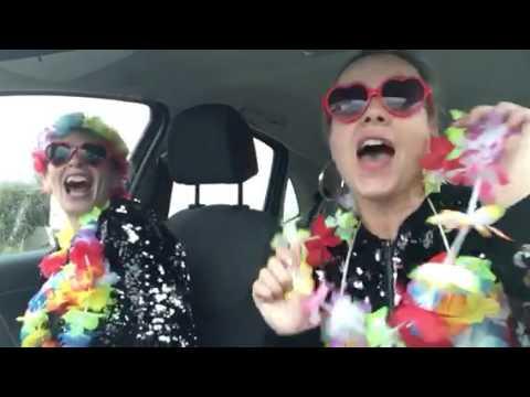 Mel & Kim's Carpool Karaoke for CLIC - Girls Just Wanna Have Fun🚗🎤🎶