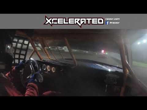 4-20-19 Hamilton County Speedway USRA Hobby Stock In-car