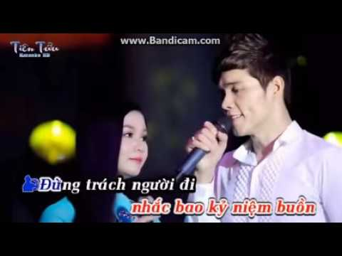 karaoke chung hao Chuyen Do Khong Em