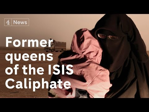On the trail of women 'lured to ISIS-territory' from the UK and elsewhere