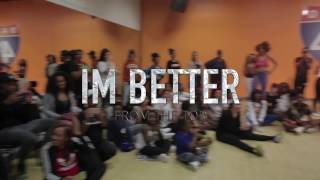 MISSY ELLIOTT - IM BETTER Music Video Choreography