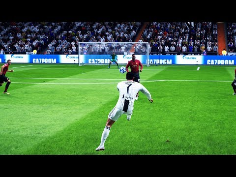 Long Shots From FIFA 94 to 19